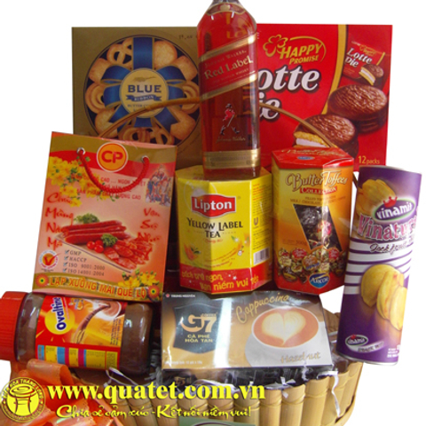 Hamper Vietnam happy New year
