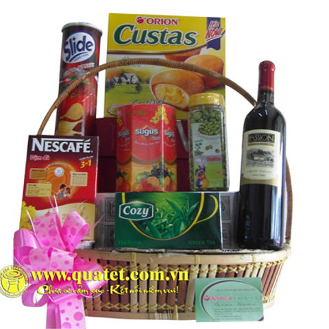 Hamper Delivery Hanoi city
