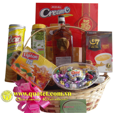 Delivery Hamper to Vietnam