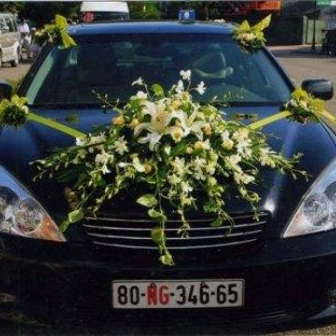 WEDDING CAR 001