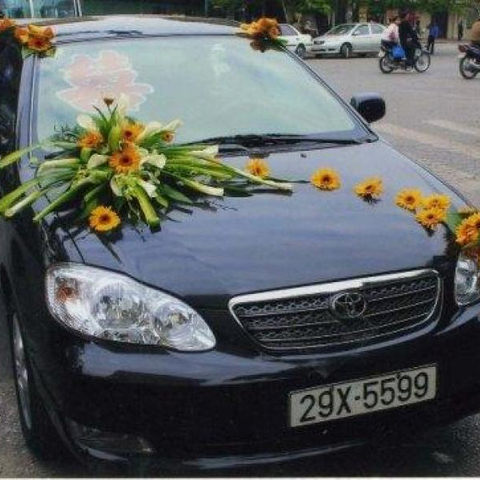 WEDDING CAR 006
