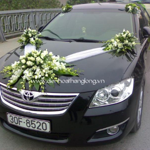 WEDDING CAR 008