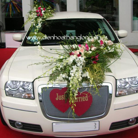 WEDDING CAR 011