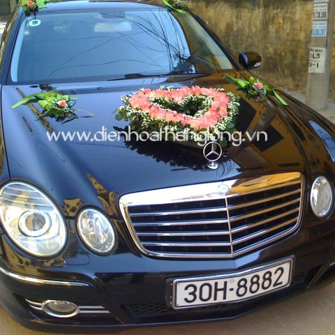 WEDDING CAR 017