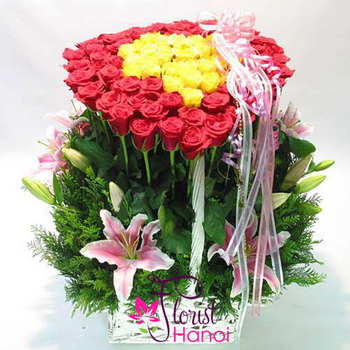 Hanoi vip flower shop online