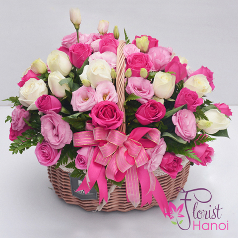 Buy birthday flowers online in Hanoi