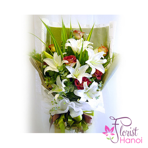 Send flowers for birthday to Hanoi