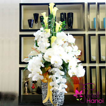 Flower shop Hanoi free delivery