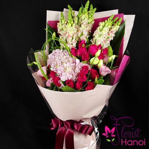 Vietnam love flowers online free delivery