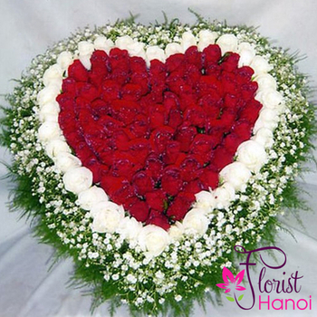 Best flower delivery in Hanoi Vietnam