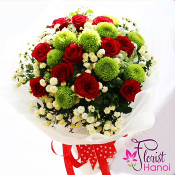Love flowers delivery in vietnam