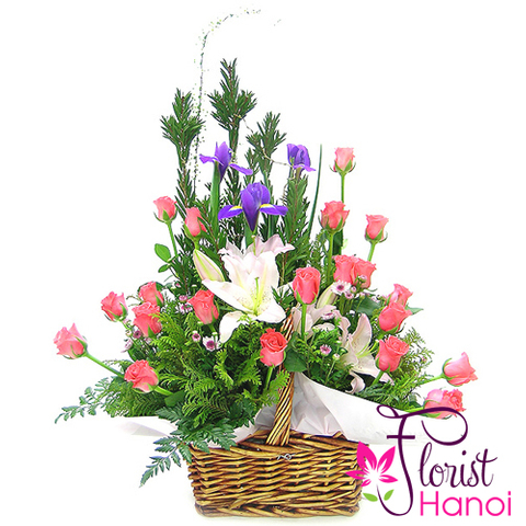 Hanoi florist free delivery flowers