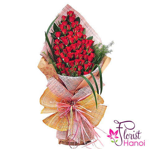 Passion blooms order now
