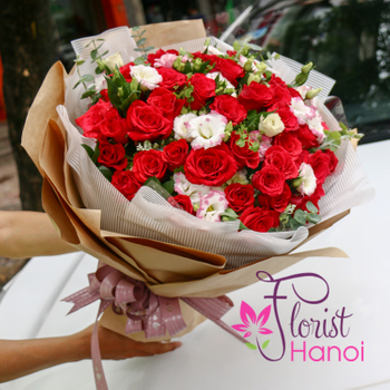 Beautiful Love Flowers For Girlfriend1