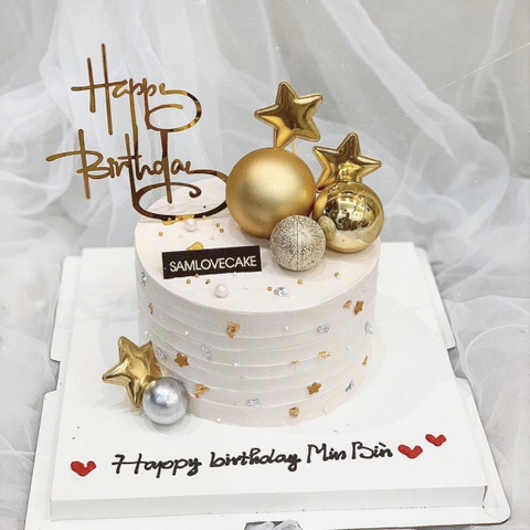 Send flowers with birthday cake to Hanoi