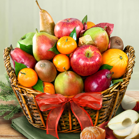 Send Fruit Basket To Hanoi