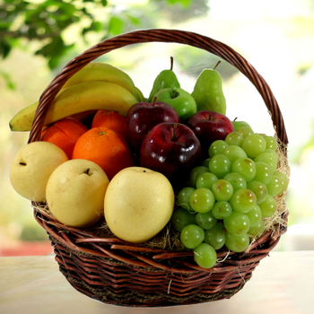 Hanoi city Fruit Basket