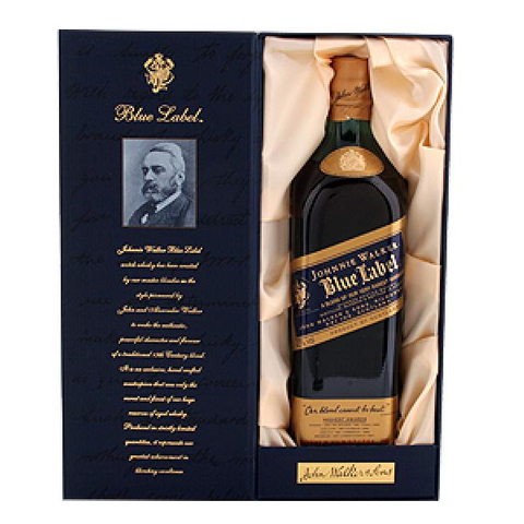 Blue Label Wine