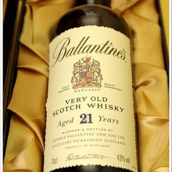 Ballantines 21 Years Wine