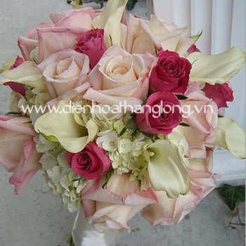 WEDDING BOUQUET IN VIETNAM