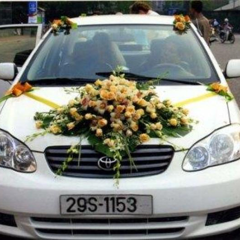 WEDDING CAR 002