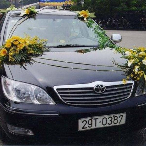 WEDDING CAR 003