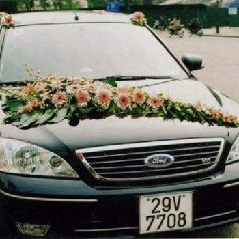 WEDDING CAR 004