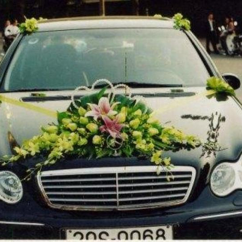 WEDDING CAR 005