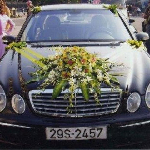 WEDDING CAR 007