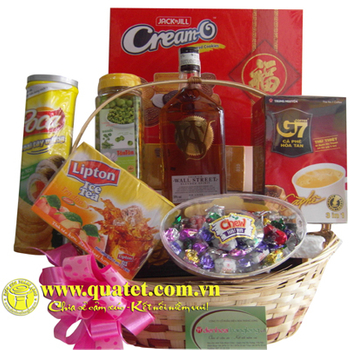 New Year Hamper in Hanoi