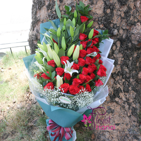 Birthday flowers online Hanoi