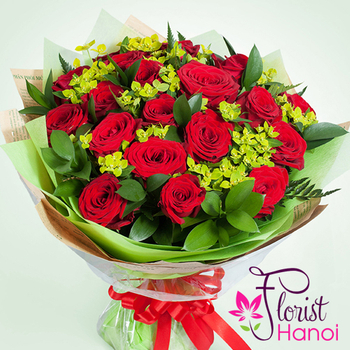 Be my love bouquet order now
