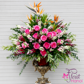 Buy VIP flowers at Hanoi florist