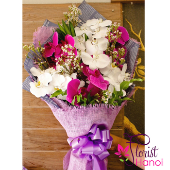 Hanoi florist free shipping delivery same day