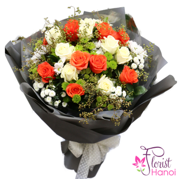 Send flowers to Hanoi with shop online