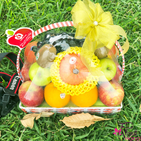 Fruit Basket Free Deliver to Hanoi