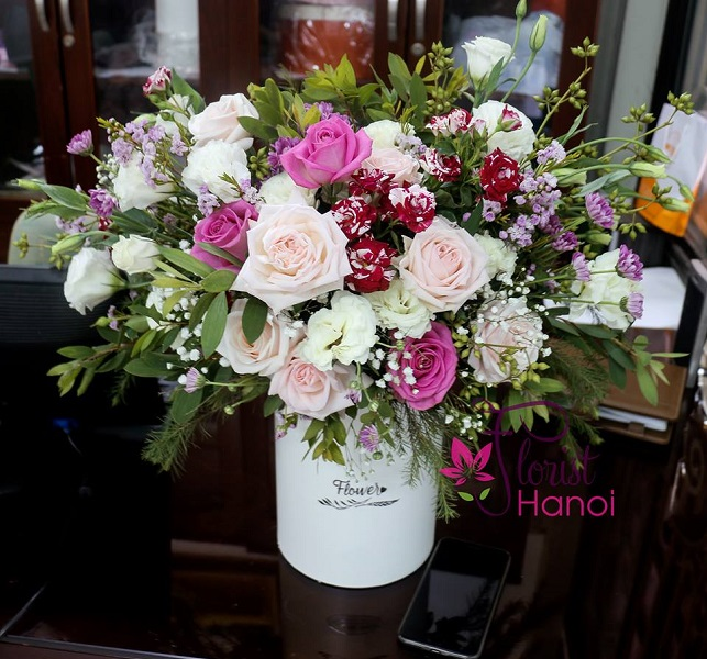 Flowers for your friend's birthday
