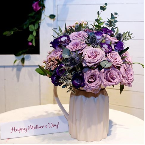 5 best Mothers Day flowers delivery Hanoi