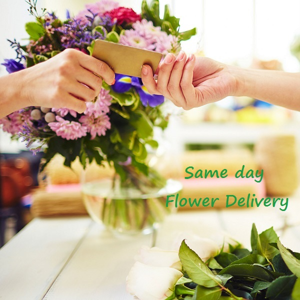 Same day flower delivery Hanoi Vietnam