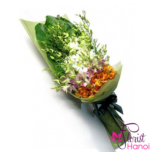 Small Flower Bouquet Free Delivery In Hanoi