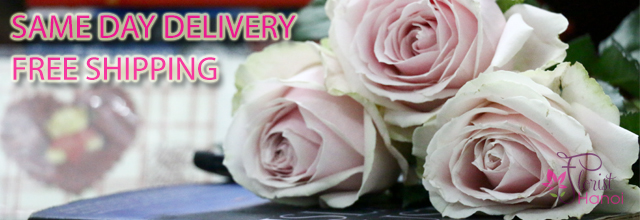 florist hanoi free shipping same day delivery