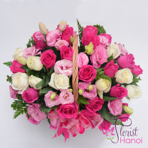 Buy birthday flowers online in Hanoi free ship
