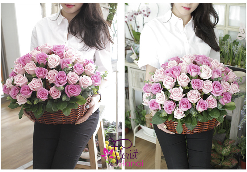 hanoi flower shop free delivery