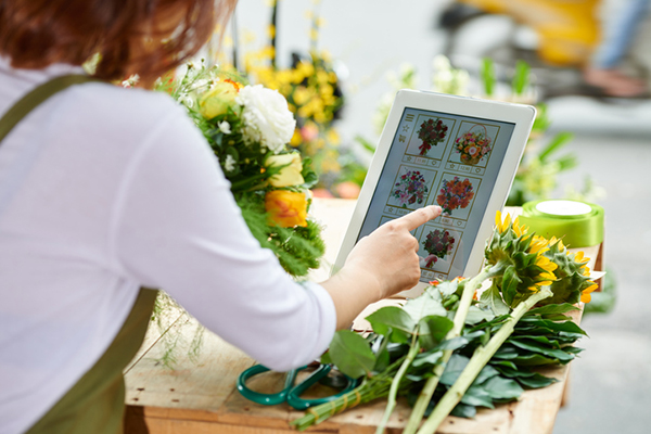 order flowers from Online flower shop