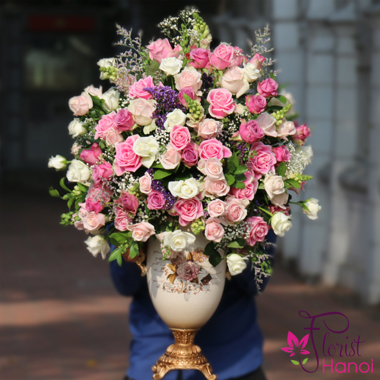 Best online flower delivery in Hanoi