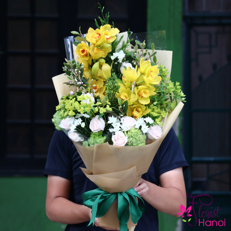 The best florist Hanoi