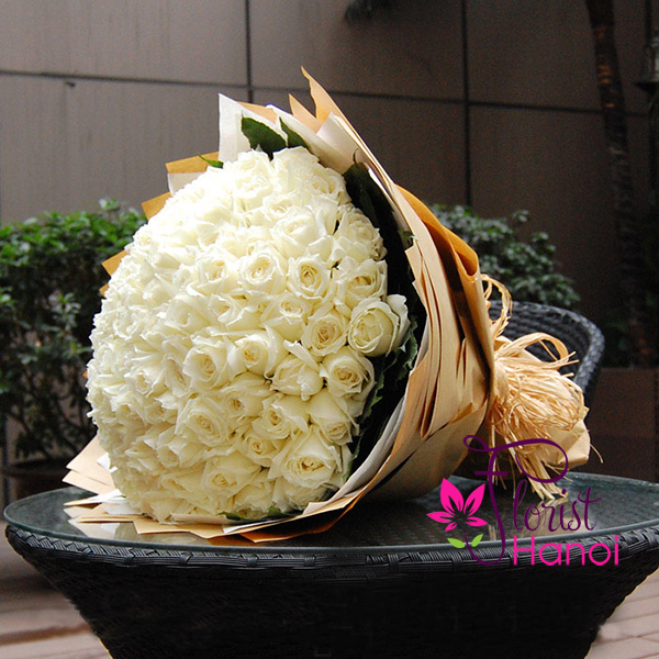 The best flower delivery service Hanoi